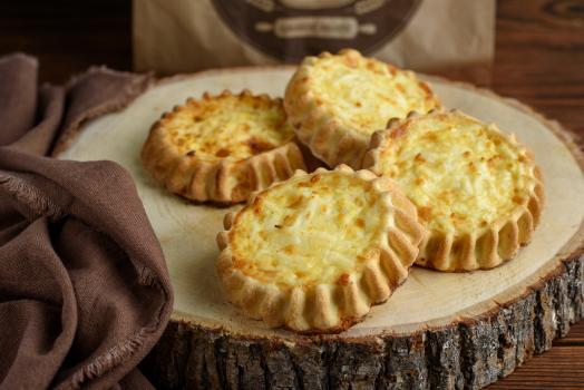 Перепечи с сыром 80 гр