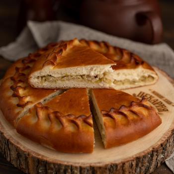 Пирог с капустой 1000 гр