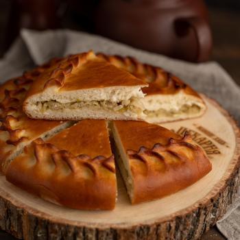 Пирог с капустой 500 гр.