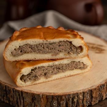 Пирог с печенью 1000 гр