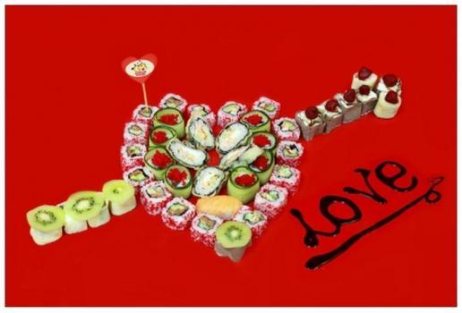 Сет Романтик + подарок